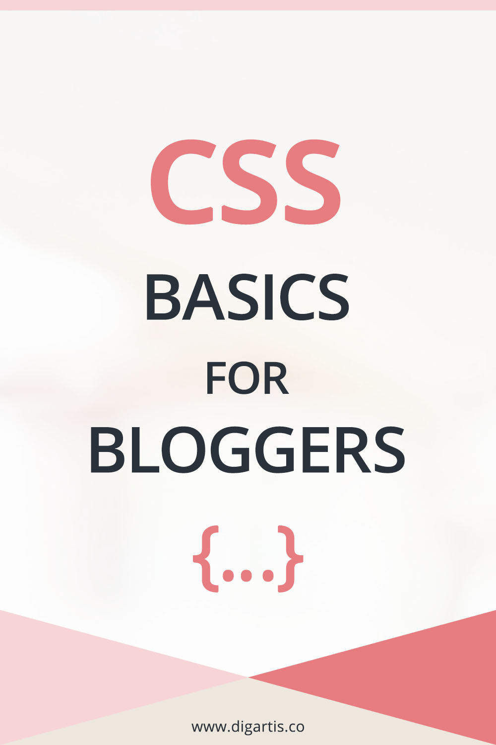 CSS basics for bloggers