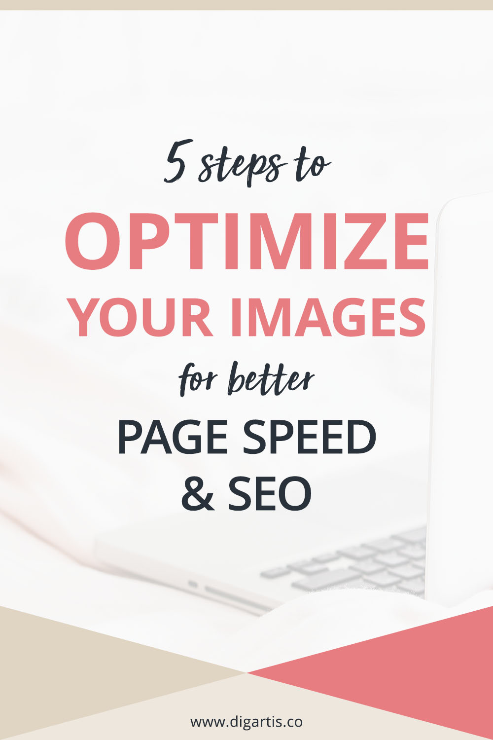 5 steps to optimize images for better page speed and SEO
